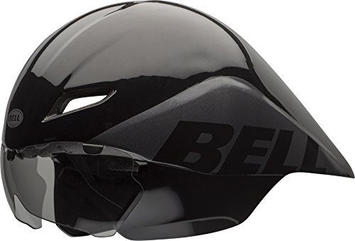 BELL Adultos Casco Javelin 16Team, Todo el año, Unisex, Color Negro/Gris, tamaño Medium