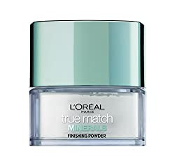 LOreal Paris True Match Mineral Mattifying Finishing Powder, 10g