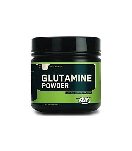 OPTIMUM NUTRITION - Glutamine Powder 630g EU