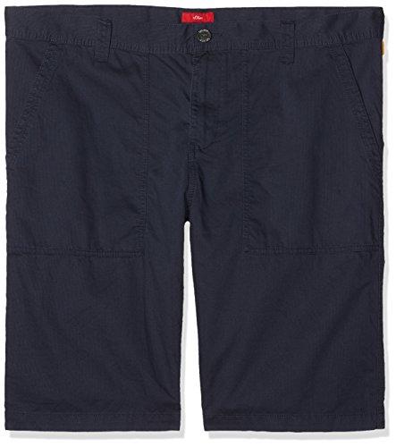 s.Oliver Big Size Herren Shorts 15706745175 Blau (Blue 5875 5875)
