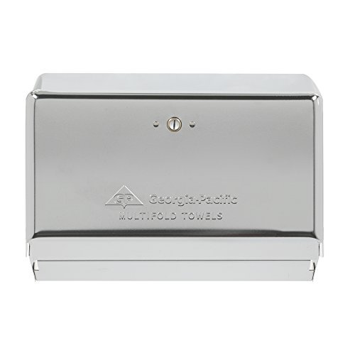 georgia-pacific-54720-chrome-multifold-space-saver-paper-towel-dispenser-1163-width-x-425-length-by-
