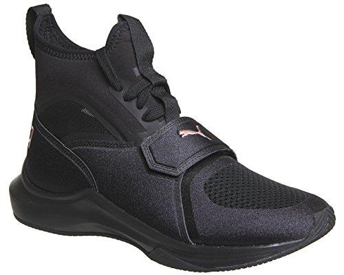 Puma Phenom Donna Sneaker Nero Nero