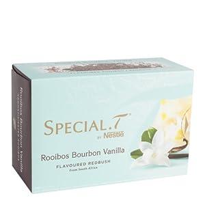 Special T - Rooibos Bourbon Vanilla - 10 Capsules Rooibos parfumé - 100% origine Nestlé - pour Special.T machinea the / thé / tea