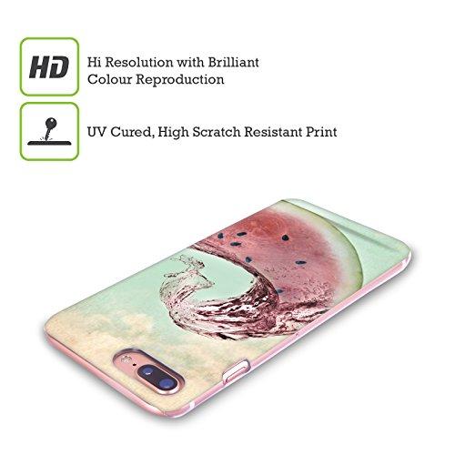 Offizielle Vin Zzep Palmen Tropisch Ruckseite Hülle für Apple iPhone 5 / 5s / SE Wassermelone