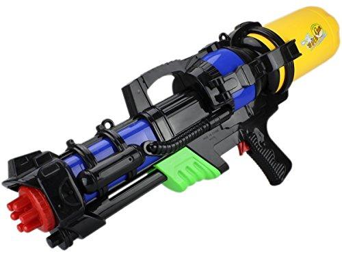 KonShop XXXL Futurefire 2.0 Wassergewehr Wasserpistole ca. 70cm ca.1,6L Tank NEU (6 Liter-tank)