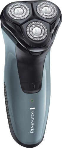 Remington PR1250 Herren 360 3 Leiter Power PLUS Rechargeable Rotary Shaver