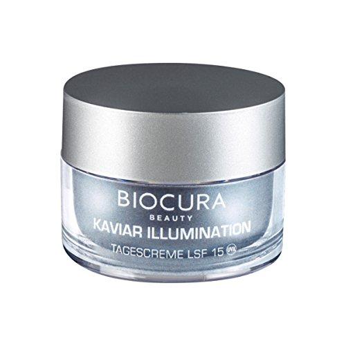 Biocura Beauty Kaviar Illumination Tagescreme , Luxuriose Spezialpflege 50 ml