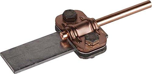 Dehn 460557Dreistockklemme Schiebe Rauchgasthermometer 8–10/30mm CU/ST/tZn