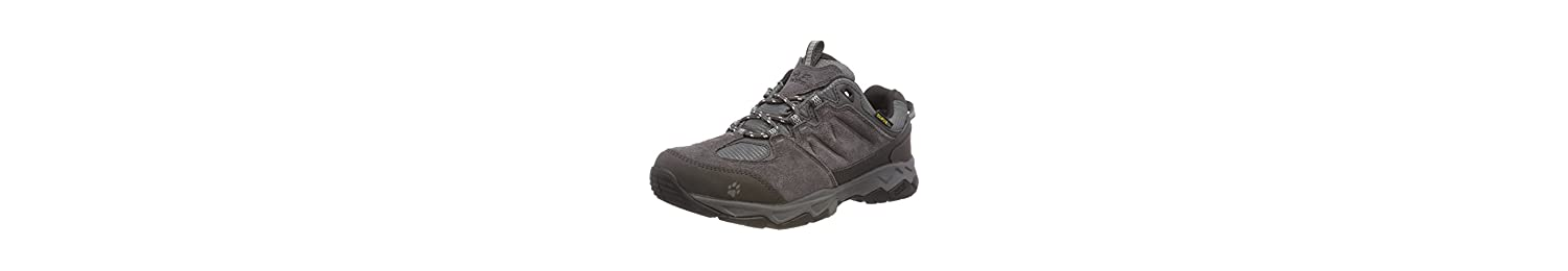 Jack Wolfskin Mtn Attack 6 Texapore W, Zapatos de Low Rise Senderismo para Mujer -