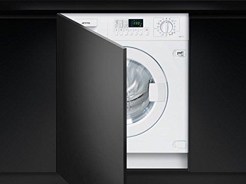 Smeg LST147-2 Einbau Waschmaschine Einbau-Waschvollautomat 7kg 1400U/Min EEK A++