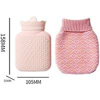 Wärmflasche Silikon Wärmflasche Wassereinspritzung Handwärmer Warmer Palast Warmer Magen Mikrowellenherd Heizung... preisvergleich bei billige-tabletten.eu