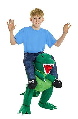Morph mckpbtr T-Rex Piggyback Kinder Kostüm–EINE Größe