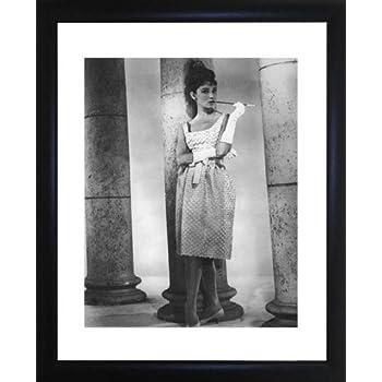 Audrey Hepburn Framed Photo: Amazon.co.uk: Kitchen & Home