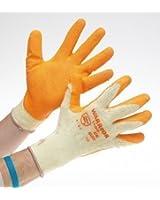 12 x Pairs of Orange 11GG Gripper Work Glove (Warrior) SIze 10 XL