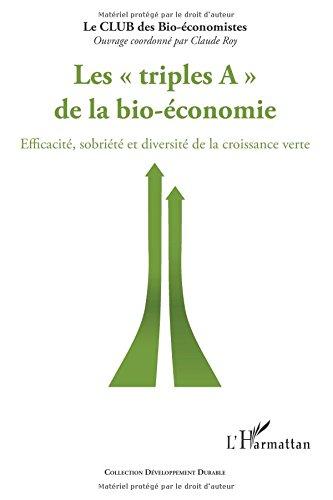 Triples A de la bio-économie