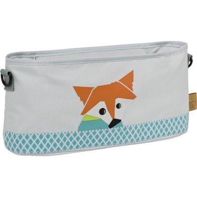 Preisvergleich Produktbild Lässig Casual Buggy Organizer Kinderwagenorganizer-/tasche mit Reißverschluss, Little Tree Fox
