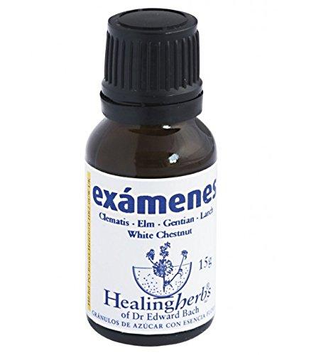 Healing Herbs Bachblüten Exam Globuli, 30 g