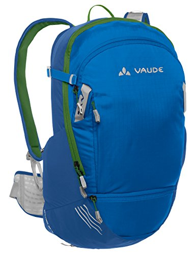 VAUDE Splash 20+5 Rucksack, Hydro Blue/Royal, 47 x 29 x 3 cm