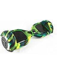 Silicone Pleine Couverture Coque Protecteur Pour 6,5 pouces Scooter Auto Balance