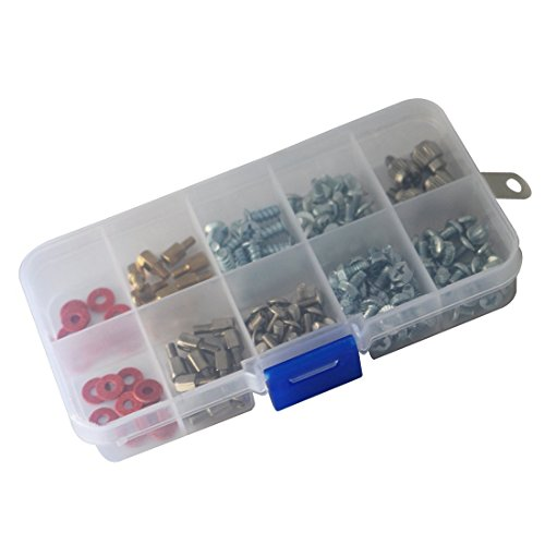 TILY Ordenador PC Screw Kit 134pcs Para Montaje Caja