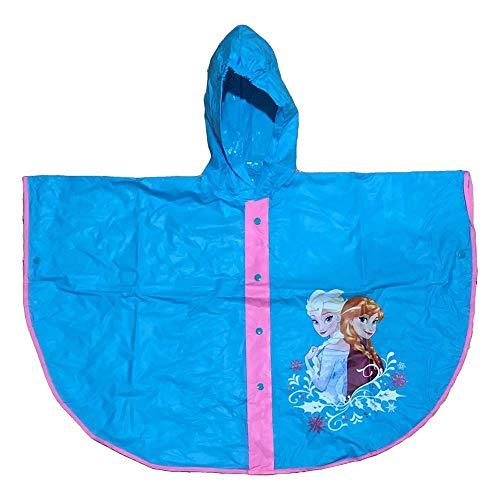 Capa Frozen Elsa Anna Disney capa impermeable Anti