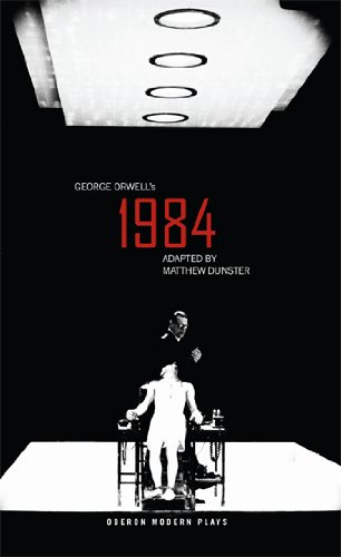 George Orwell's 1984 Cover Image
