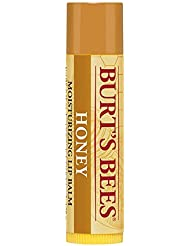 Burt's Bees 100% Natürlicher Lippenbalsam, Honey, 1er Pack (1 x 4,25 g)
