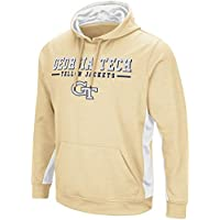 "Georgia Tech YellowJacket Vestes NCAA ""Big Upset"" Men's Pullover Hooded Sweatshirt Chemise"