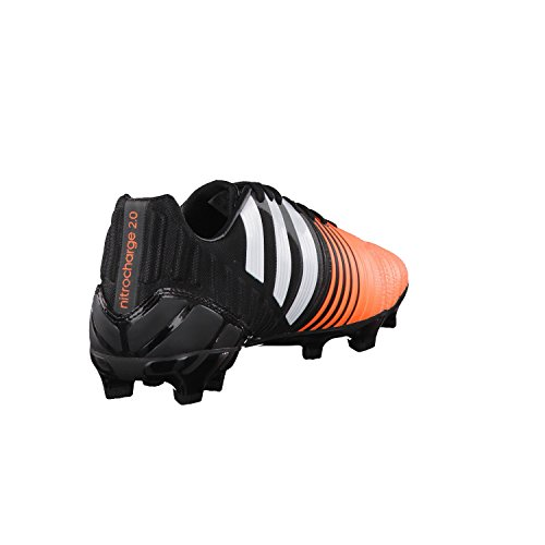 adidas Nitrocharge 2.0 FG M Nr - Chaussures Football Homme Noir