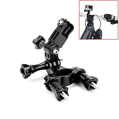 MASUNN Bike Motorrad Halterung Lenker Mount Adjustment Arm Für Gopro Hero 3 4 Xiaomi Yi 4 K Ii Zubehör