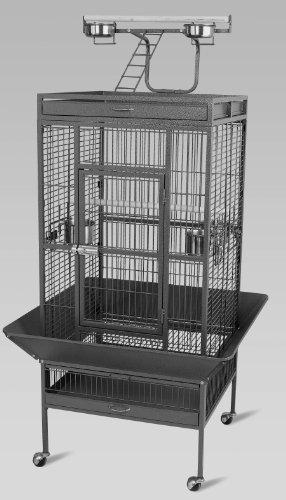 Papageienkäfig Parrot Cage XXL Vogelkäfig Papagei Wellensittich Käfig