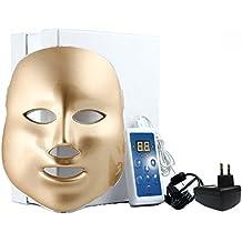 CrisNails® Fotón Tratamiento Terapia de Luz para el Cuidado Facial de la Máscara 7 colores