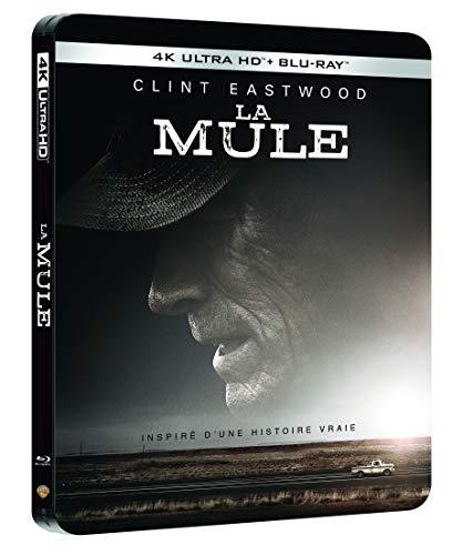 La Mule [4K Ultra HD + Blu-Ray-Édition boîtier SteelBook]