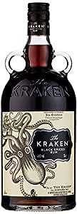 Kraken Black Spiced Rum, 1 L