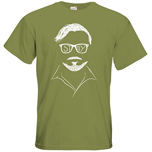 getshirts - Staiys Haute Couture - T-Shirt - Staiy Green Moss
