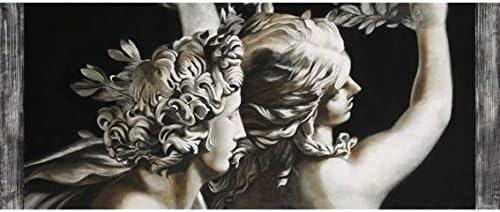 Mariani Fresken–Giclee Apollo und Dafne