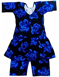 Other Swimming Costume for Kids Girls - Waist Size - 28 inches to 32 inches (8-9 Years Slim Figure)