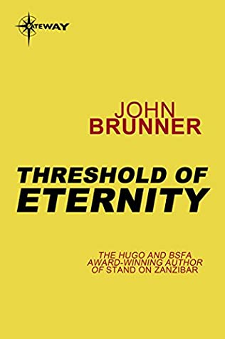 book cover of Threshold of Eternity
