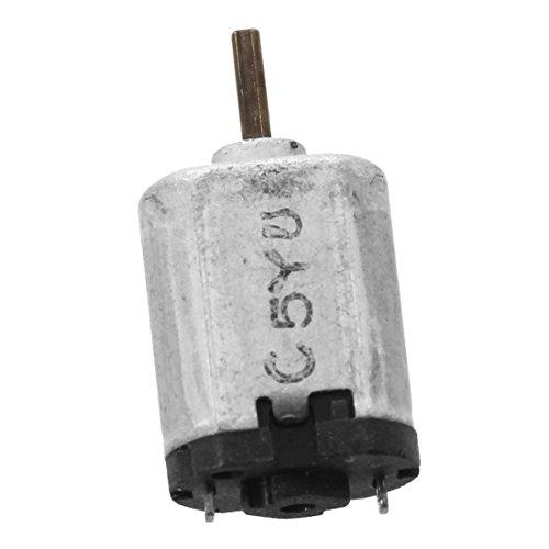 SODIAL (R) K10 DC 1,5V 0,02A 9500 RPM Ausgabegeschwindigkeit Elektrischer Mini Motor fuer DIY Roboter Spielwaren