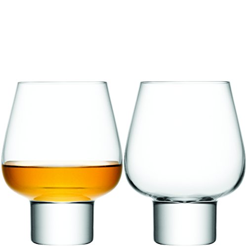 LSA International Brandy-Glas, 460 ml, Madrid, transparent (2 Stück) Brandy Gläser