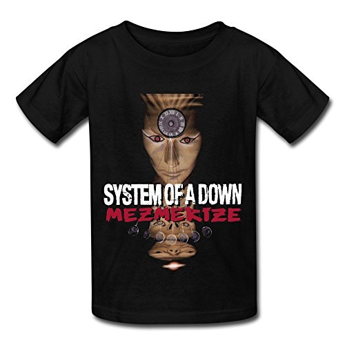 Kid's System Of A Down Mezmerize T Shirt Large