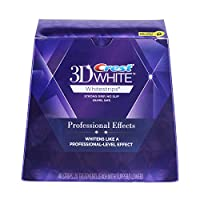 Scienish Crest 3D LUXE Whitestrips Professional Effects 40 strips