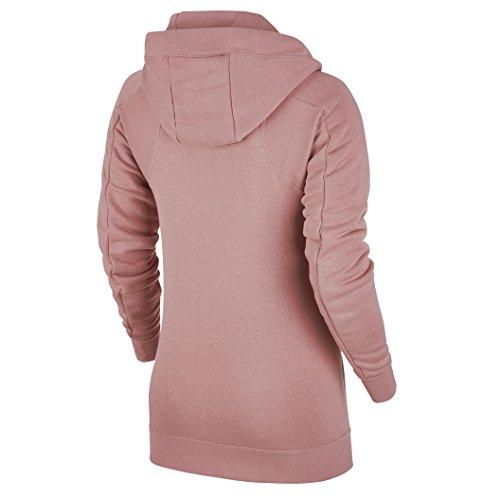 Nike W NSW Modern FZ Sweat à capuche pour femme Rose