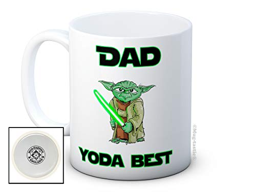 Dad Yoda Best - Star Wars - de haute qualité café thé tasse