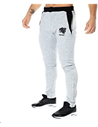 SMILODOX Men's Slim Fit Jogginghose Sports Trousers