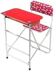 Natraj Children Educational Desk (Red)