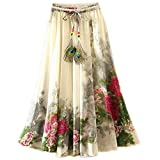 Shoponbit Presents Royal creape Multi Color Long Skirt for Women in Ethnic wear BC29