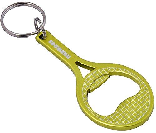 munkees Schlüsselanhänger Flaschenöffner Tennis Tennisschläger, 3405