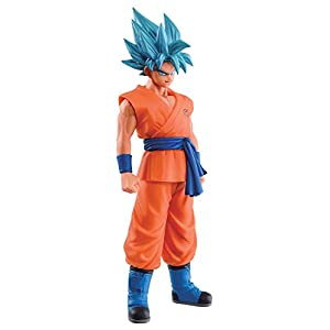 "Banpresto Dragon Ball Z: Resurrection F ChouZouSyu 6"" God Super Saiyan Son Goku Figure 8"