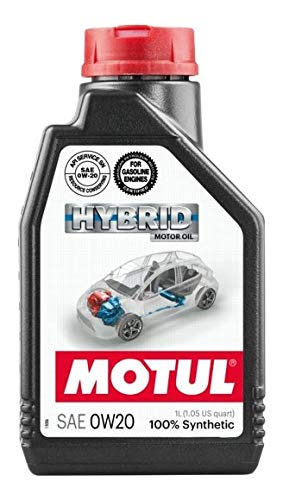 Motul mt107141Hybrid 0W20-1litro